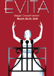 Evita (Staged Concert Version)